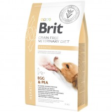 Brit Veterinary Diet Dog Hepatic