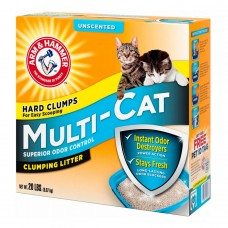 Arm and Hammer Multi Cat Clumping Litter Unscented