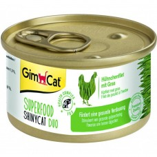 Gimpet Superfood ShinyCat with chicken and herbs