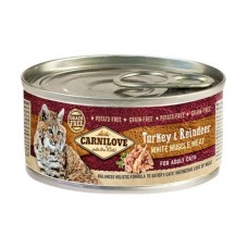 Carnilove  Turkey & Reindeer for Adult Cats