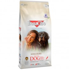 BonaCibo Adult Dog High Energy Chicken&Rice with Anchovy