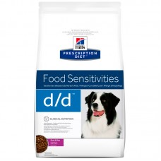Hills Prescription Diet Canine d/d, утка
