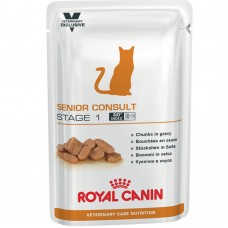 Royal Canin Senior Consult Stage 1 Pouches