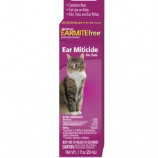 Sentry Earmite free for Cats