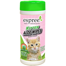 Espree Kitten Wipes